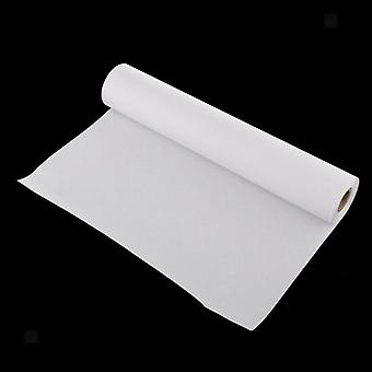 Recyclable Art Supplies High Quality White Drawing Paper Roll (white)