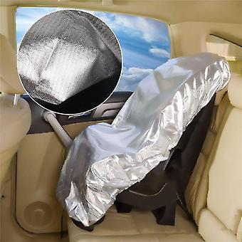 Handige parasolcover voor baby, kinderen, autostoelzonnemelk, zonlicht