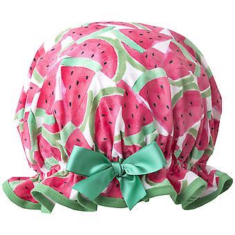 Juicy Watermelon Shower Cap