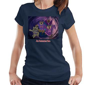 An American tail Mott Street Maulers kvinner ' s T-skjorte