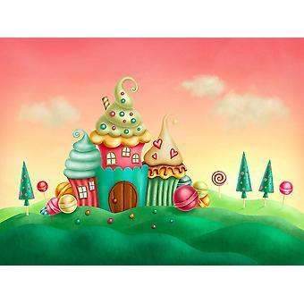 Fantasy Cupcake House