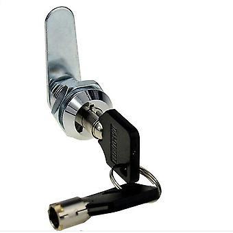 Security Drawer Tubular Cam Lock Key For Door Cabinet Tool