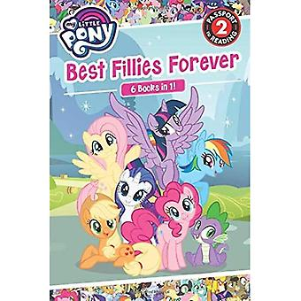 My Little Pony: Best Fillies Forever (Passport to Reading: Level 2 (Paperback))