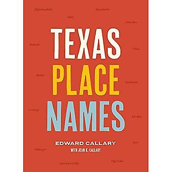 Texas Sted navne