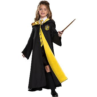 Hufflepuff Robe Deluxe Kind - Harry Potter