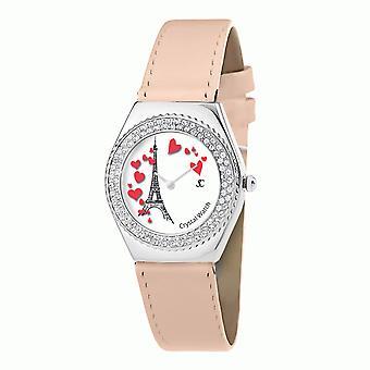 Reloj de mujer So Charm MF316-COEURS-TE-BEIGE