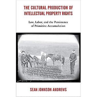 De culturele productie van intellectuele eigendomsrechten: recht, arbeid, en de persistentie van primitieve accumulatie