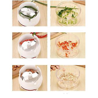 Garlic/onion Manual Chopper-mini Food Chopper