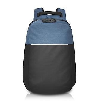 Anti Thef Backpack - Blue