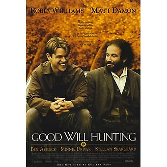 Good Will Hunting Movie Poster (11 x 17)