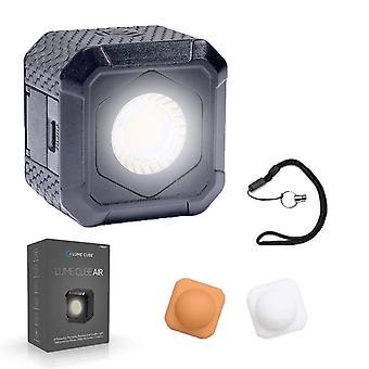 Lume cube ar- luz de led magnético impermeável para criação de fotos, vídeos e conteúdo - para dji, gopro,