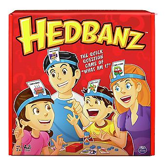 HedBanz Family Board Game - NEW