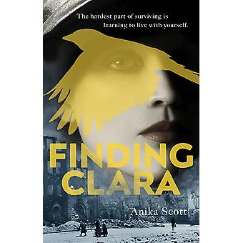 Finding Clara a pageturning epic set in the aftermath of World War II