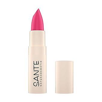 Moisturizing lipstick 04 Confident Pink 4,5 g