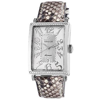 Gevril Women's 6209NT Glamour Automatic White Diamond Watch [Watch]