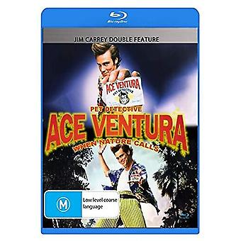 Ace Ventura / Ace Ventura 2 [Blu-ray] USA import