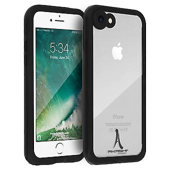 Coque iPhone 7 / 8 / SE 2020 Waterproof 3m + Antichocs - Membrane avant tactile