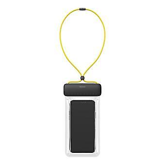 Capa de caixa de telefone impermeável saco de natação bolsa universal capa de bolsa de telefone celular