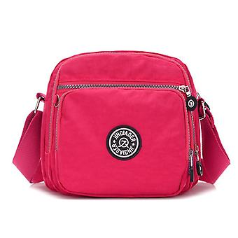 Fashion Casual, Waterproof Nylon, Shoulder Messenger Bag