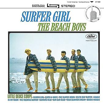 Beach Boys - Surfer Girl [Vinyl] USA import