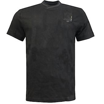 Adidas Performans FEF İspanya Pamuk T-Shirt Tee Top Mens Siyah D83725 RW73