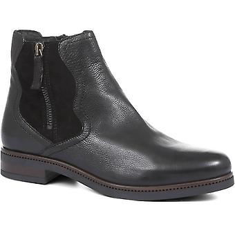 Jones Bootmaker Femmes Vérone Waterproof Chelsea Boots