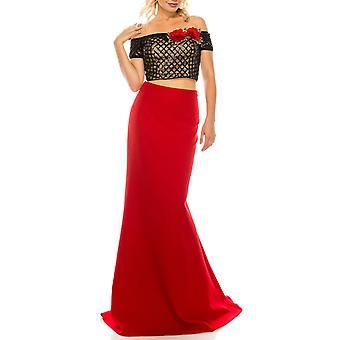 Trumpet Evening Gown