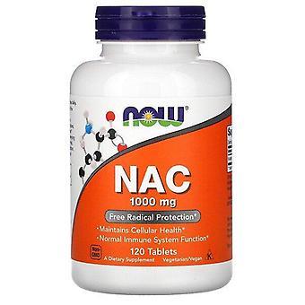 Maintenant Aliments, NAC, 1000 mg, 120 comprimés