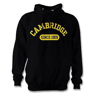 Cambridge United 1909 Established Football Hoodie