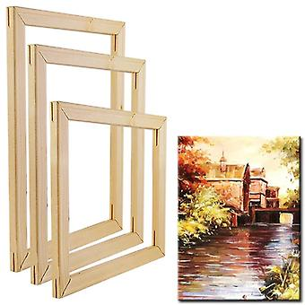 Wooden Frame For Canvas Oil Painting