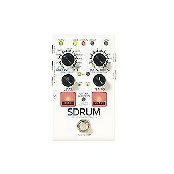 Digitech متعددة التأثير معالج الطبول strummable (sdrum-u)