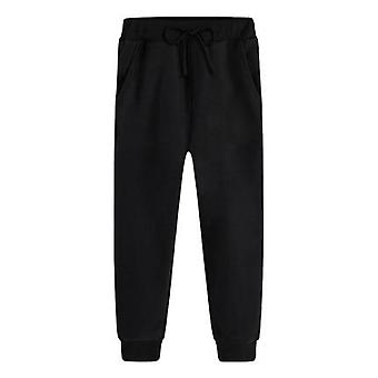 Jarní ležérní podzimní bavlněné kalhoty Kalhoty