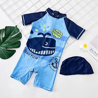 Baby Jednodílné plavky, plavky (set-2)