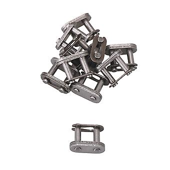 10x Roller Chain Connecting Links 06B Master Link Connector Titanium