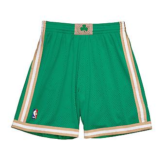 M&N NBA Swingman Boston Celtics 2007-08 Shortsit