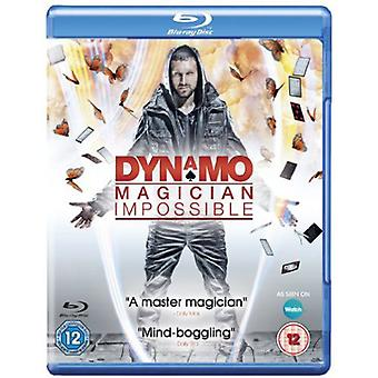 Dynamo Magician Impossible [BLU-RAY] USA import
