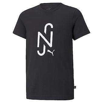 Puma Neymar Jr 2.0 Logo Junior Football T-shirt