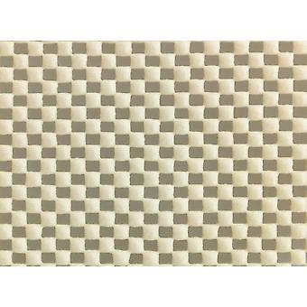 halkskyddsmatta 50 x 150 cm beige