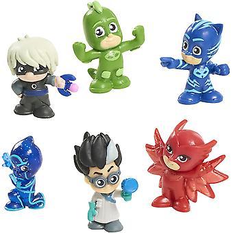 Night Time Micros (PJ Masks) Multi Pack Figures