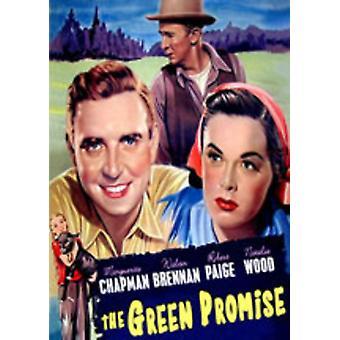 Green Promise [DVD] USA import