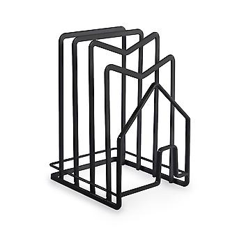 Countertop Organisation Rack | M&W Black