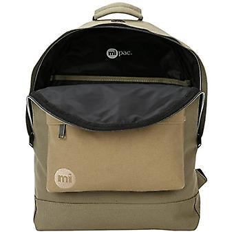 Mi-Pac Casual Backpack, Khaki/Sand (multicolored) - 740314-068