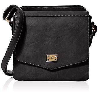 Bessie London, Women's Crossbody Handbag, Black, One Size(2)