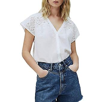 Pepe Jeans Nicola T-shirt, 803off White, S Donna