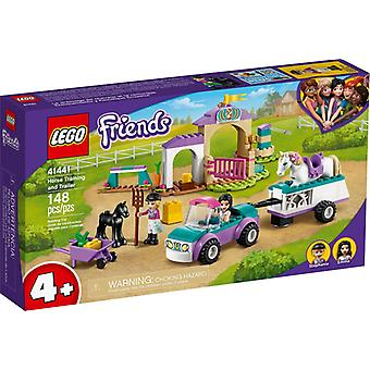 LEGO 41441 Hevoskoulutus ja traileri