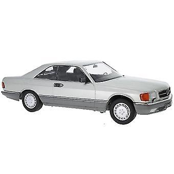 Mercedes 560 SEC C126 Diecast Model Car