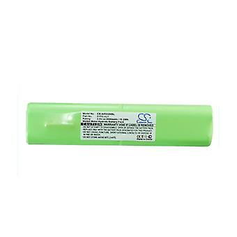 Cameron Sino Ars320Bl Battery Replacement For Allflex Barcode Scanner
