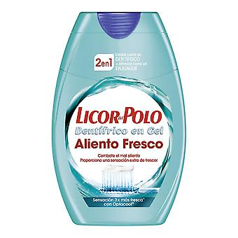 Toothpaste Licor Del Polo 2-in-1