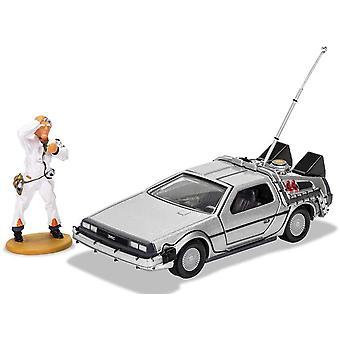 DeLoreanin ja Doc Brownin (takaisin tulevaisuuteen) luvut