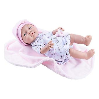 Baby doll Paola Reina Pink (45 cm)